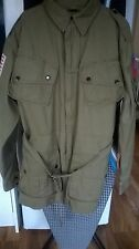 WW2 US 82nd Airborne Jump Jacket Private First Class Badged