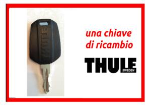 Ricambi Thule una chiave codice N053 N 053 53 Box barre portabici portasci