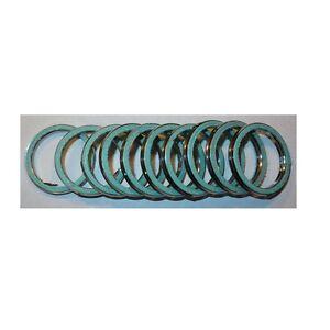 K&L Supply Exhaust Gaskets Head Pipe Seal Honda 16-5976 10 Pack
