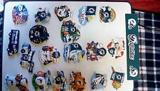 Miami Dolphins Collectable Magnets & Board by Willabee and Ward