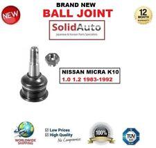 Pour Nissan Micra K10 1.0 1.2 1983-1992 Essieu Avant Lower Wishbone Ball Joint