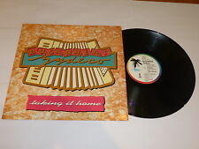 BUCKWHEAT ZYDECO - Taking It Home - 1988 UK 10-track LP