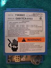 Lennox 73K8601 73K86 Pulse Ignition Control Johnson Controls G891TCA-8103