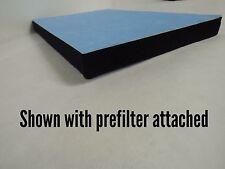(1) Sharp Generic (XL)  FZ-C100HFU for KC-850U Air Purifier Filter + 2 Pre