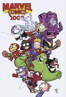 MARVEL COMICS #1000 (2019) SKOTTIE YOUNG BABY VARIANT NM 8/28/19