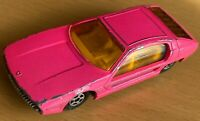 Matchbox Lesney Superfast No 20 Pink Lamborghini Marzal Car