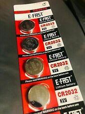 10 X CR2032 Battery Lithium Coin Cell 3V Battery Brand New UK TRUSTED SELLER !