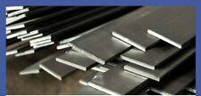 "Mild Steel Flat Bar Various Sizes Widths Thickness Metal Long 47""/1.2m Length"