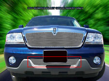 Billet Grille Grill Bumper For Lincoln Aviator 2003 2004 2005(Fits: Lincoln Aviator)