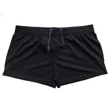 Running Shorts Men's Bodybuilding Workout Fitness Sportswear Cotton Gym Clothing