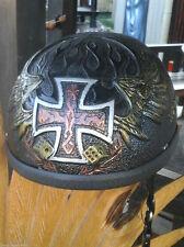 ugly helmet - Chopper Helm - Biker Helm - Harley Helm - MC Helm - Gaudi Helm