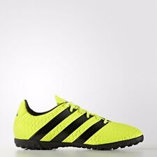 Mens Adidas ACE 16.4 TF Astroturf Boot Yellow/Black S31976 Various UK Sizes