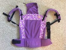 Tula Toddler Carrier Prance Design Mesh Coast Unicorn Purple Rare Pattern