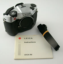 Leica r8 Body chassis 10080 ANALOGICO CLASSIC 35mm SLR Premium + Winder Top