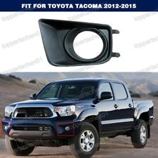 1Pcs Left Side Front Bumper Fog Lamp Light Cover For Toyota Tacoma 2012-2015