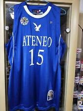 Kiefer Ravena Philippines Ateneo Authentic Jersey Gilas Pilipinas World Cup NWT