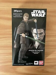 S.H. Figuarts Star Wars ATTACK OF THE CLONES ANAKIN SKYWALKER Web Exclusive