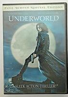 DVD video full screen special edition UNDERWORLD Beckinsale Speedman