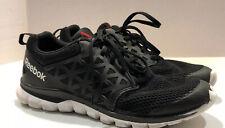 Reebok Sublite XT Cushion 2.0 Men's Running Shoes Size 8.5 Colors Black & White
