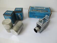 Vtg Universal Camera Corp. Minute 16 Miniature Camera w/Uni-pan Films *****