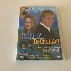 Danny Deckchair - DVD - Region 4