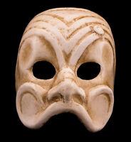 Maschera Di Venezia Arlecchino IN Carta Mache Per Uomo-Alto Gamma- 2142-VPM6