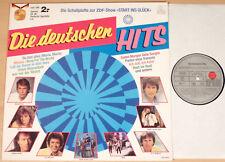 DIE DEUTSCHEN HITS - Start ins Glück  (1987 / ZDF-SHOW / LP m-)