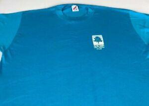 Fulton County Staff T-Shirt VTG Adult L/XL Atlanta Georgia Parks & Recreation