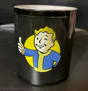 Fallout Heat Changing Mug Vault Boy Coffee Cup 4 Based on Video Game Series