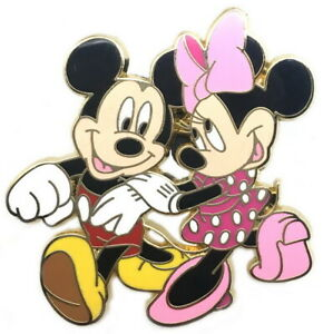 2008 Disney Mickey and Minnie Mouse Pin N6