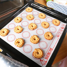 Silicone Pastry Cake Macaron Macaroon Oven Baking Mould Sheet Mat Non-stick