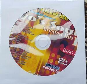 70'S SOUL CDG KARAOKE GREATEST HITS R&B ESP488-02 CHARTBUSTER STAPLE SINGERS CD