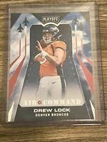 Drew Lock 2019 Panini Playoff Air Command Denver Broncos Card #3