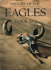 Eagles 2013 History Tour Program Book / Glenn Frey / Don Henley / Nmt 2 Mint