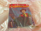 Vintage Cowboy Game Pin The Tail Sealed Game