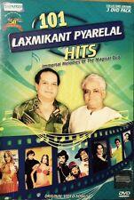 101 Laxmikant Pyarelal Hits - 101 Bollywood Songs DVD, 101 Songs In 3 DVD Set