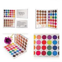 Morphe Pro 48 Color Eyeshadow Makeup Palette Shine & Matt Makeup Pigmented Skin
