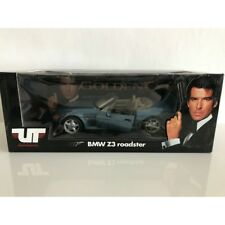 UT MODELS 180024336 BMW Z3 JAMES BOND 007 GOLDENEYE 1.18 NB