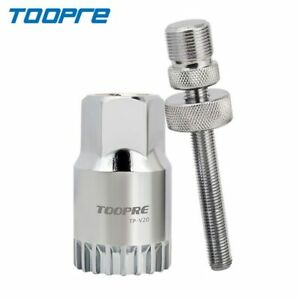 Bicycle Bottom Bracket Remover Tools 20 Teeth Square Hole Spline Repair Wrench