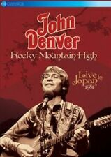 John Denver Rocky Mountain High - Live in Japan 1981 Region 2
