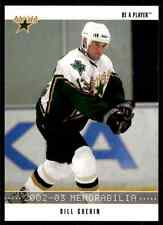 2002-03 In The Game Memorabilia Bill Guerin #7
