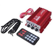 AMPLIFICATORE AUTO 500W 2 CANALI KINTER MA-700 12V FM USB MP3 2 STEREO CH AUDIO