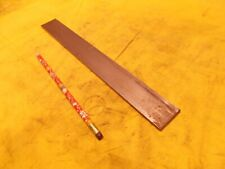 1018 Cr Steel Flat Bar Stock Machine Tool Die Shop Plate 316 X 1 14 X 12 Oal