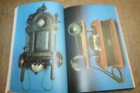 Fachbuch 100 Jahre historische Telefone Fernsprecher Telegrafie Fernmeldetechnik