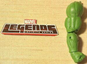 Marvel Legends Smart Professor Hulk  Build A Figure BAF Both Right Arm 1pc Lot