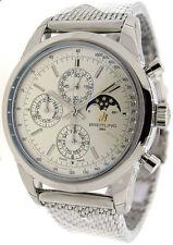 Breitling Armbanduhr mit Stoppfunktion