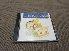 RARE - ABC for Kids - PLAY SCHOOL - It's Play School CD 1991