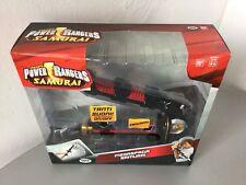 2010#VINTAGE RARE POWER RANGERS SAMURAI MEGA SWORD BLADE SPADA BANDAI BOX#NIB