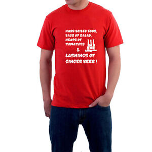Lashings of Ginger Beer T-shirt FIVE GO MAD IN DORSET Comic Strip by Sillytees
