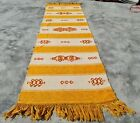 Authentic Hand Knotted Vintage Poland Kilim Kilm Area Runne 6 x 2 Ft (10102 KBN)